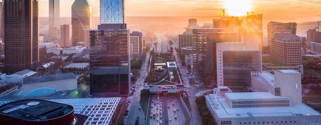 Обзорная автобусная экскурсия по Далласу