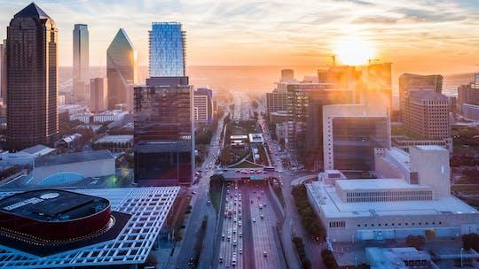 Visite en bus touristique de Dallas