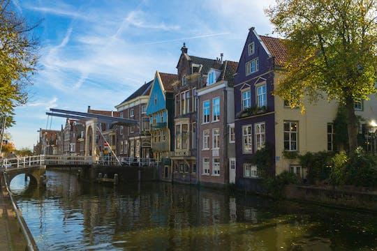 Camina y explora Alkmaar con un sendero autoguiado