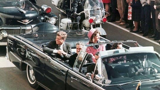 Visite à pied de l'assassinat de JFK à Dallas
