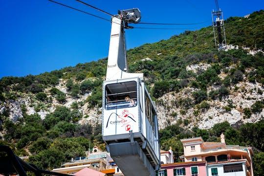 Seilbahn Gibraltar