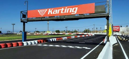 Karting à Las Americas, Tenerife