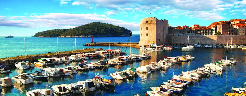 Dubrovnik Old Town guided walking tour