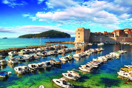 Wandeltocht met gids door de oude binnenstad van Dubrovnik