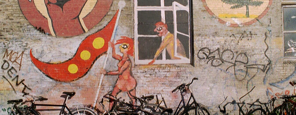 Copenhagen and Christiania private walking tour
