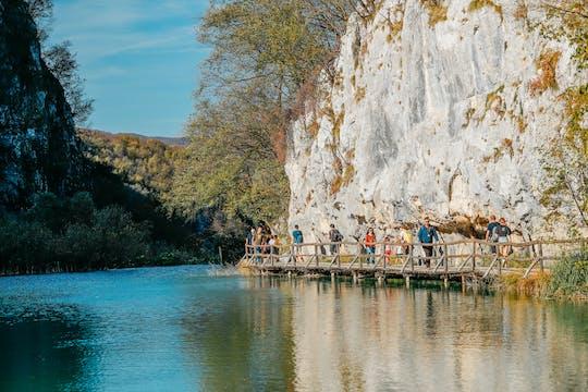Tour al Parco nazionale dei laghi di Plitvice e Rastoke da Zagabria
