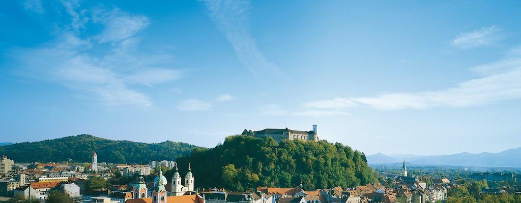 Tour di un giorno a Lubiana, Grotte di Postumia e Castello di Predjama da Zagabria