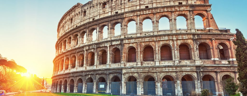 Visita guidata VIP del Colosseo, del Palatino e del Foro Romano