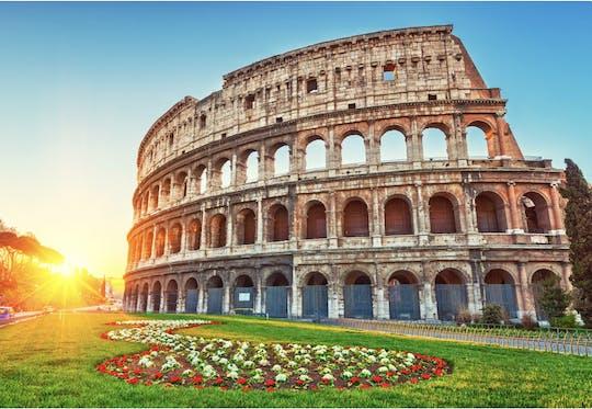 Wycieczka z przewodnikiem po Koloseum, Palatynie i Forum Romanum