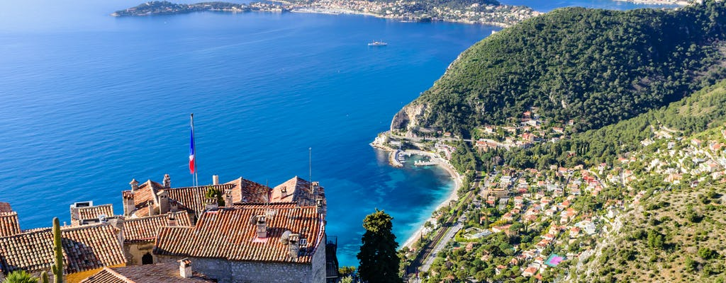 Èze, Monaco and Monte Carlo tour from Nice