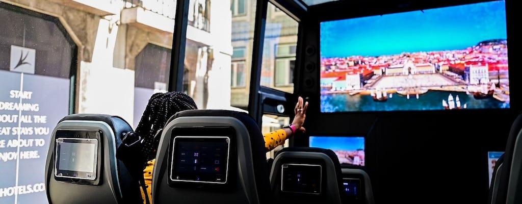 Historia Lizbony i zwiedzanie autobusem wycieczkowym