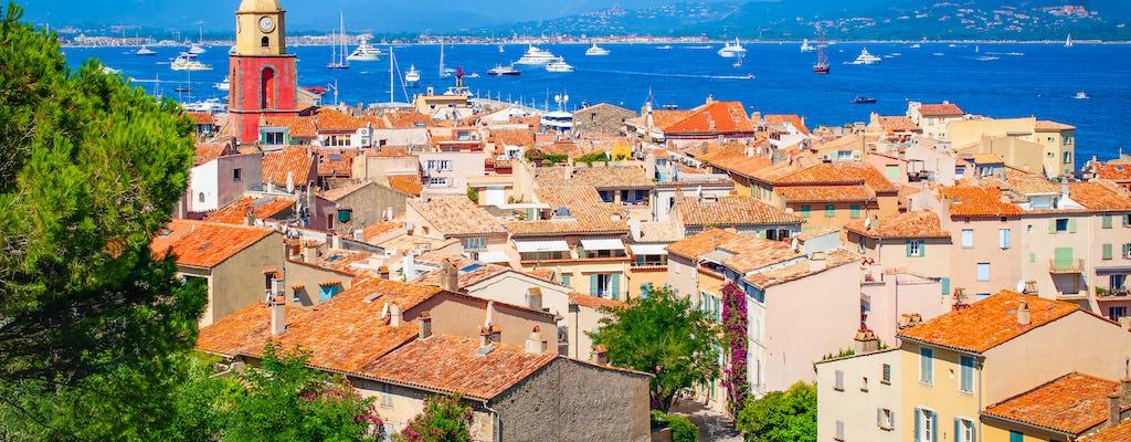 Сен-Тропе и порт-Гримо тур из Ницца