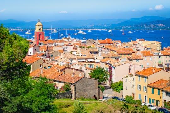 Tour a Saint Tropez y Port Grimaud desde Niza