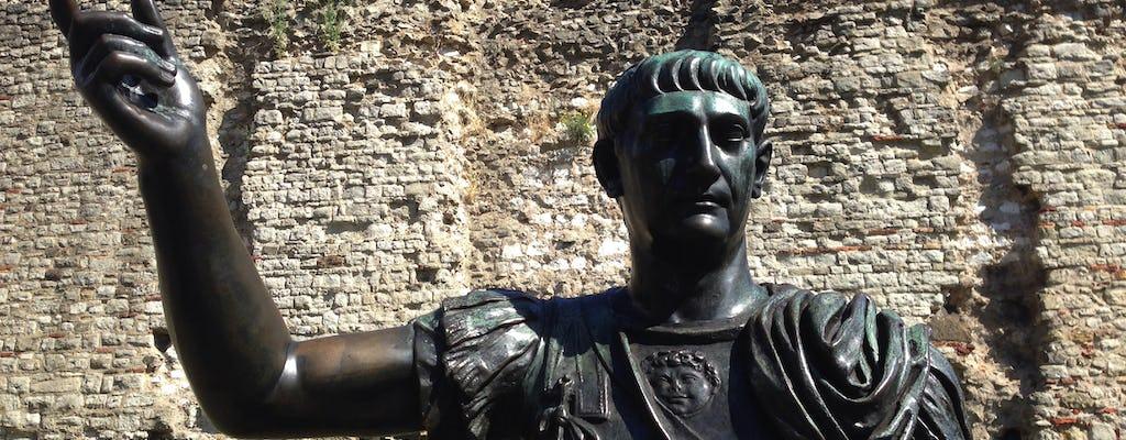 Roman London private walking tour