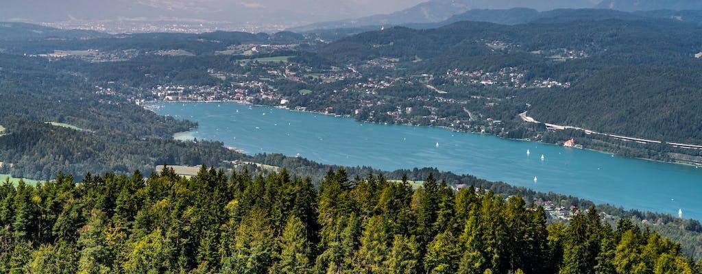 Small cruise on Lake Wörthersee