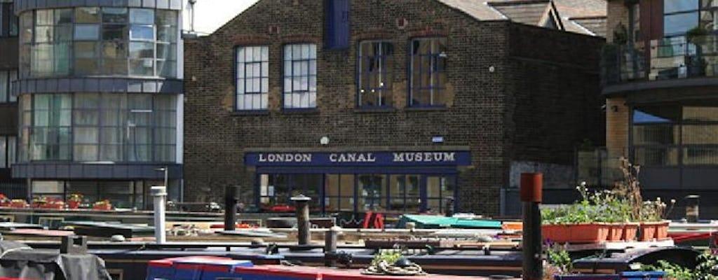 Tour privado a pie por los canales de Londres