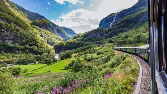 Self-guided Norway roundtrip from Bergen