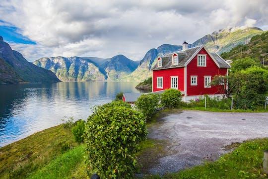 Aller-retour libre dans le Sognefjord au départ de Bergen