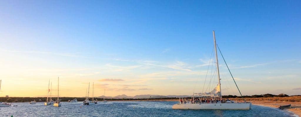 Catamaran Ibiza Sunset