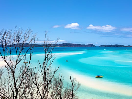 Whitehaven Beach full-day tour