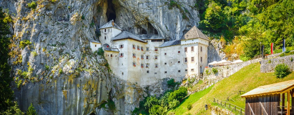 Postojna Cave and Predjama castle tour from Bled