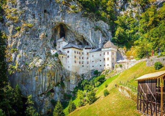 Excursión a la cueva de Postojna y al castillo de Predjama desde la costa