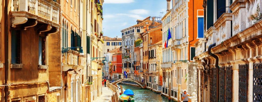 Private full-day trip to Venice from Ljubljana