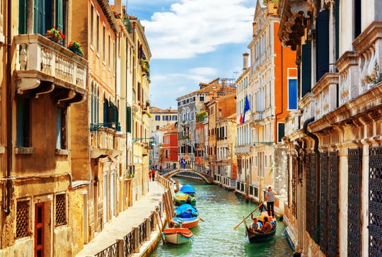 Private full-day trip to Venice from Ljubljana