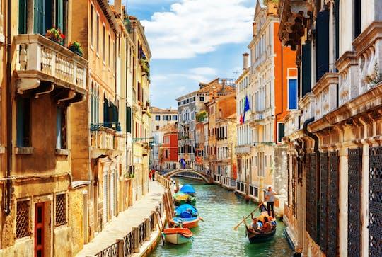Tour di un'intera giornata a Venezia con trasporto privato da Bled