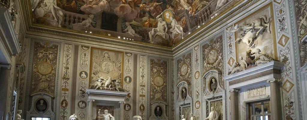 Tour en grupo pequeño de Galleria Borghese