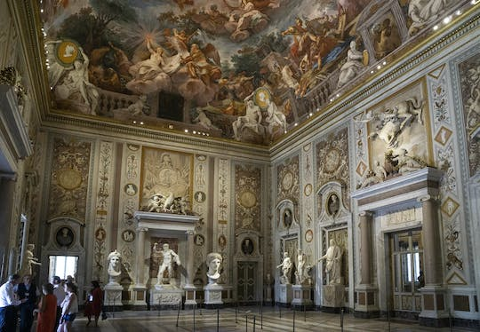 Small group tour of Galleria Borghese