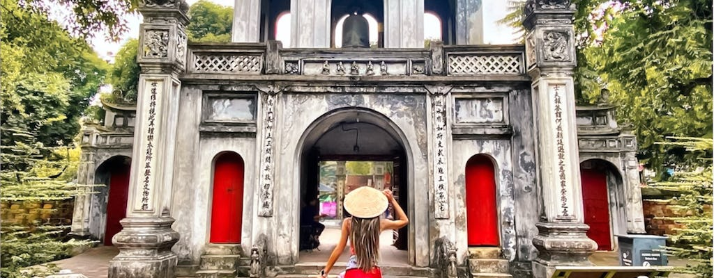 Full-day Hanoi Instagram private tour