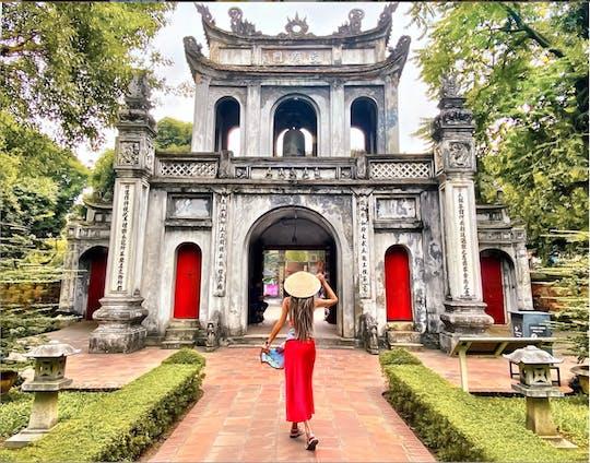Tour privato Instagram di un'intera giornata ad Hanoi