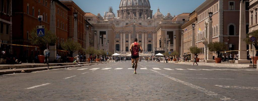 Corrida de aventura nas principais atrações de Roma