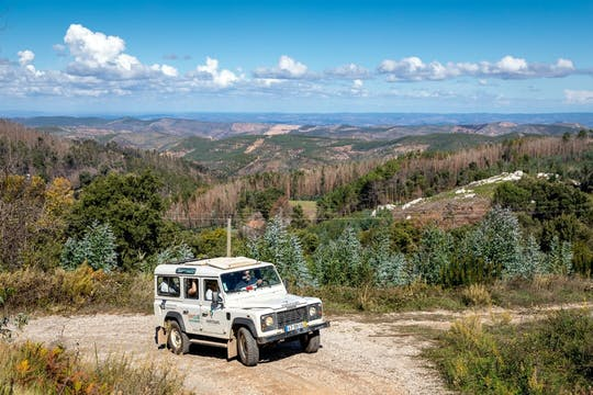 Algarve - querfeldein im Geländewagen