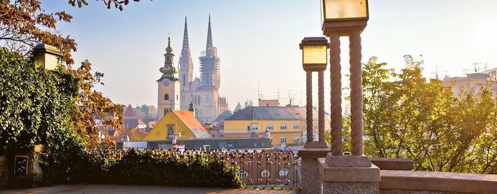 Zagreb Croatian capital city tour from the Slovenian Coast