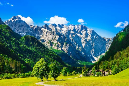 Private Logar Valley and Alpine fairytale day trip from Bled