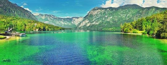 Viagem de um dia ao Parque Nacional de Bohinj e Triglav saindo de Bled