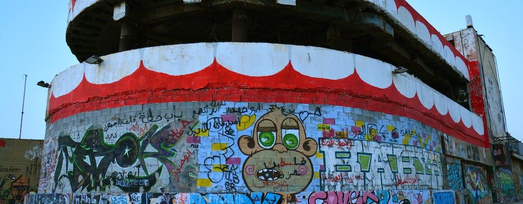 Wycieczka po sztuce ulicznej i graffiti w Tel Awiwie