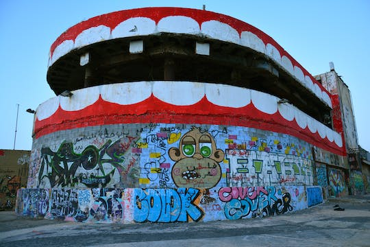 Street art and graffiti tour in Tel Aviv