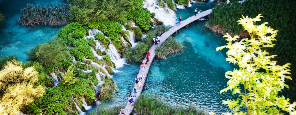 Private Plitvice Lakes National Park day trip from Split
