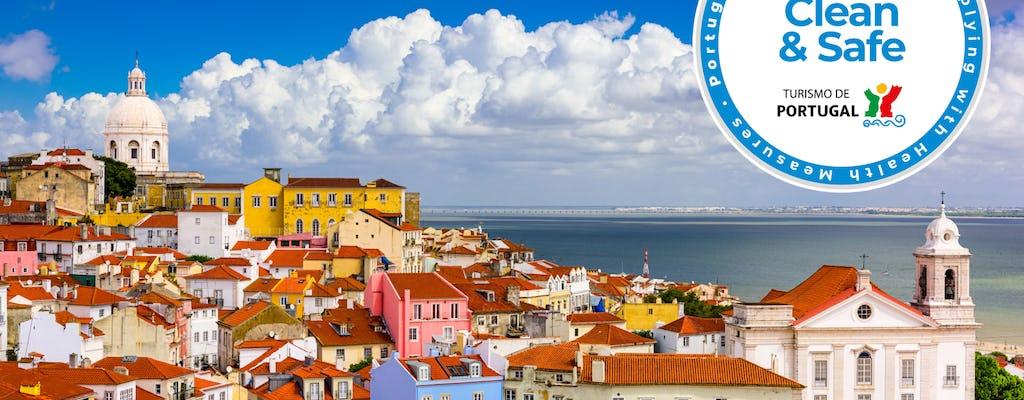Lisbon city center tour