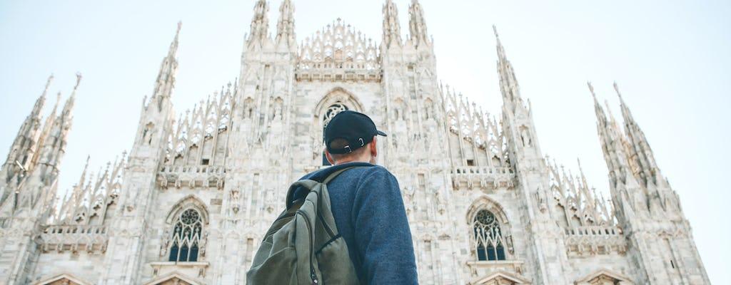 Tour a piedi hop-on hop-off di Milano