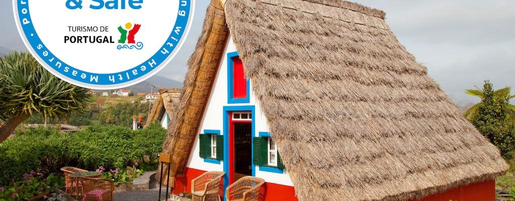 Madeira: tour por la Isla del Este