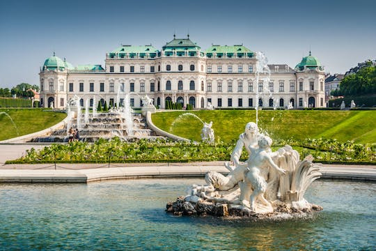 Vienna day trip with Schoenbrunn Palace from Ljubljana