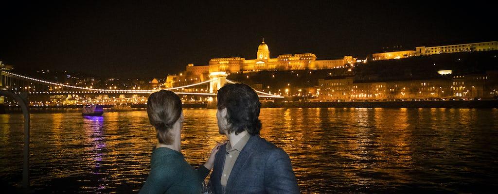 Ungarisches Abendessen mit Donaukreuzfahrt