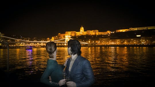 Hungarian dinner with Danube River cruise