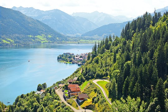 Private full-day tour of Zell am See and Kitzsteinhorn from Salzburg