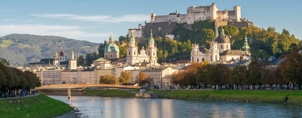 Private World War II and Third Reich full-day tour through Salzburg