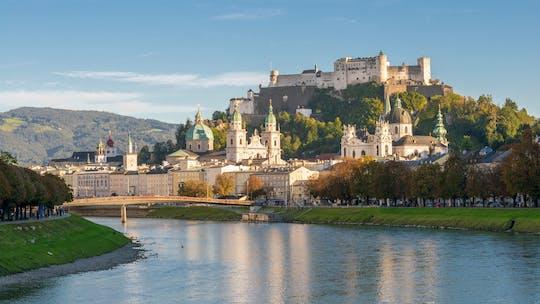 Zweiter Weltkrieg und NS-Zeit private Ganztagsführung durch Salzburg